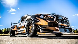 2020 Toyota Tacoma SUPERCAR   Top 3 Truck Sema Show 2020