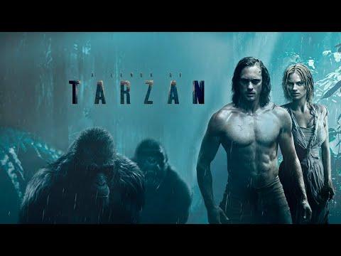 como baixar o filme A Lenda de Tarzan (2016) Dublado FULL HD 1080p via Torrent Dual Áudio