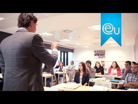 EU Orientation Week at EU Barcelona Business School