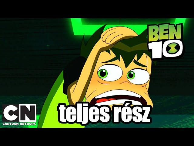 Ben 10 Benvázió, 4. rész: Zárlat és Szikra (teljes film)
