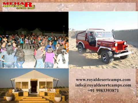 Thar Desert | Swiss Tent Booking | C&ing in Jaisalmer | Royal Desert C& & Thar Desert | Swiss Tent Booking | Camping in Jaisalmer | Royal ...