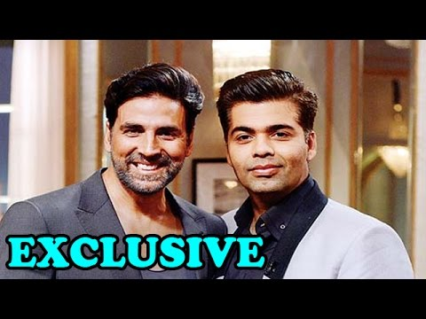 Karan Johar Reacts To Akshay Kumar's Pranks | EXCLUSIVE