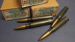 world war 2 mauser k98 cartridge