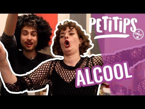 COMMENT GÉRER L'ALCOOL ? — PETITIPS