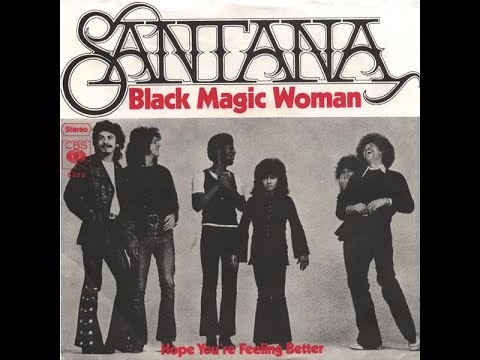 SANTANA | Black Magic Woman (original)