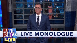 Download Stephen Colbert's LIVE Post-Debate Monologue: Fury Road To The White House 2020 Mp3 and Videos