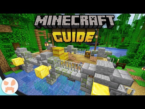 HOW TO BUILD PERFECT BRIDGES! | The Minecraft Guide - Tutorial Lets Play (Ep. 44)