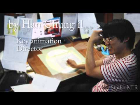 Making of  Legend of Korra (Behind the Scenes)