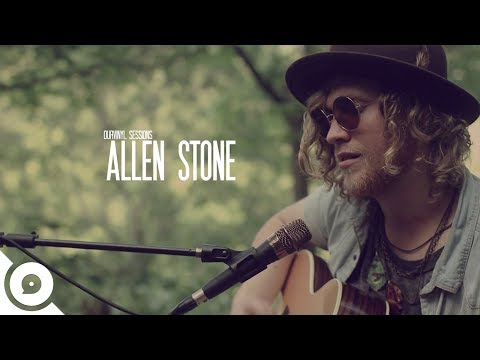 Allen Stone - Sex & Candy | OurVinyl Sessions