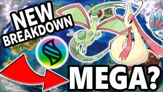 Mega Flygon and Milotic?! - New Trailer Breakdown - Pokemon Sun and Moon