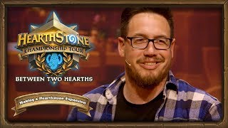 HCT World Championship – Between Two Hearths -  Making a Hearthstone Expansion