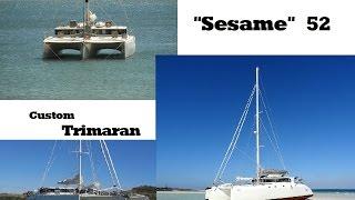 Trimaran 52 Sesame