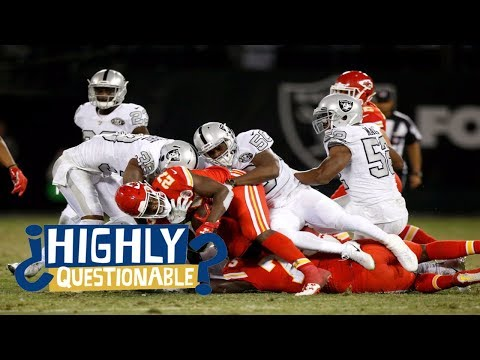 Katie Nolan and Dan Le Batard debate if the Kansas City Chiefs are good | Highly Questionable | ESPN