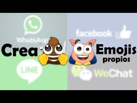 Crear Emoticonos GRATIS para WhatssApp, Facebook y todas | Emojis PERSONALIZADOS  Gratuitos