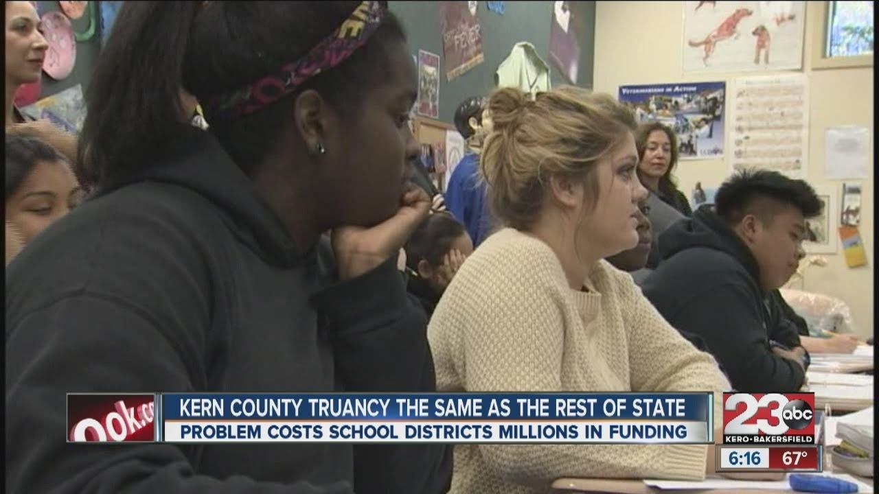 Truancy at public schools