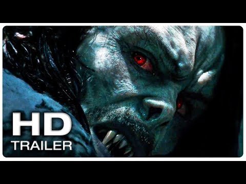 MORBIUS Trailer #1 Official (NEW 2020) Vampire Superhero Movie HD
