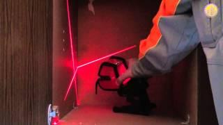 Лазерный нивелир CONDTROL XLiner Combo Set видео(Видеоролик демонстрирующий лазерный нивелир CONDTROL XLiner Combo Set. Для получения более подробной информации или..., 2013-03-22T07:23:51.000Z)
