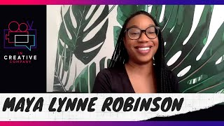 Q&A for The Unicorn with Maya Lynne Robinson