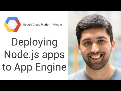 Deploying Node.js apps on Google App Engine