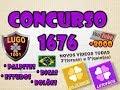 LOTOFACIL 1676 & DIA DE SORTE 0011 - DICAS PALPITES ESTUDOS BOLÕES