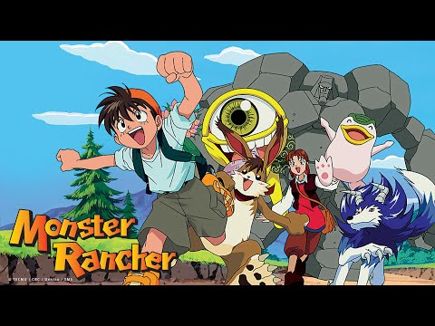 Monster Rancher Ep#1- In The Beginning