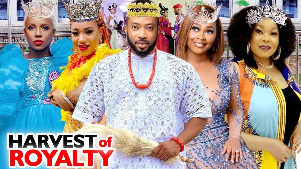 Download HARVEST OF ROYALTY SEASON 1&2 FULL MOVIE (FREDERICK LEONARD) 2020 LATEST NIGERIAN NOLLYWOOD MOVIE
