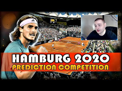 ATP 500 - Hamburg 2020 - Prediction Competition