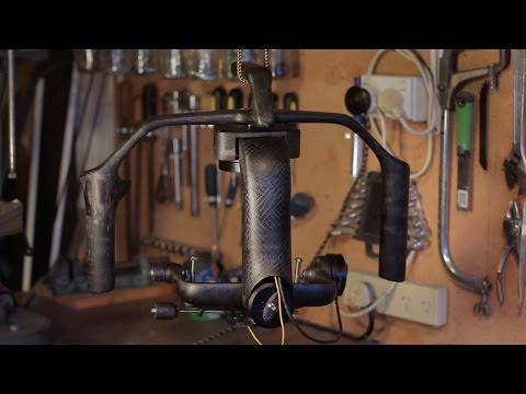 Carbon Fiber DSLR 3 Axis Gimbal Build - Start to Finish