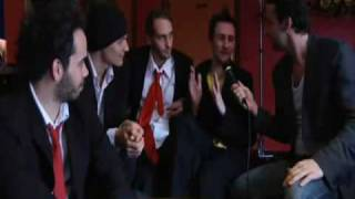 Les Gôdepep-Interview Casino la Roche Posay(tremplin zic me up Tour)