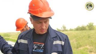 Канал имени Каныша Сатпаева (ролик). Обслуживание и ремонт оборудования и сооружений канала