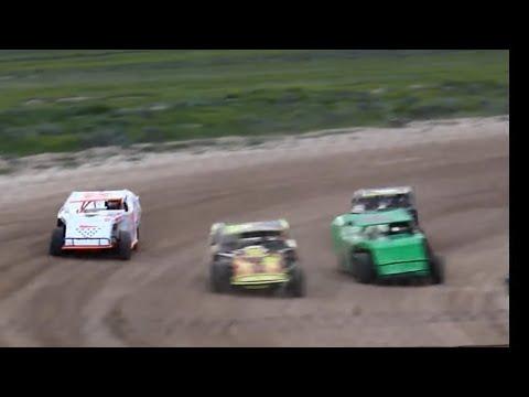 Wild Bill's Raceway 305 Modified Heat Races 6/7/19