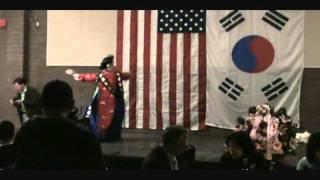 실리콘밸리 한인회 `한인의 밤` (옹경일 무용단)