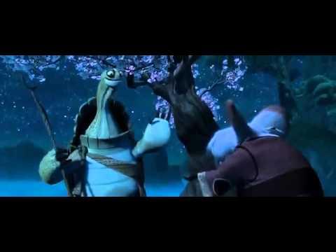 Видео-цитаты Кунг фу панда  Случайности не случайны