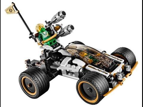 lego ninjago 2014 nya 39 s car review youtube. Black Bedroom Furniture Sets. Home Design Ideas