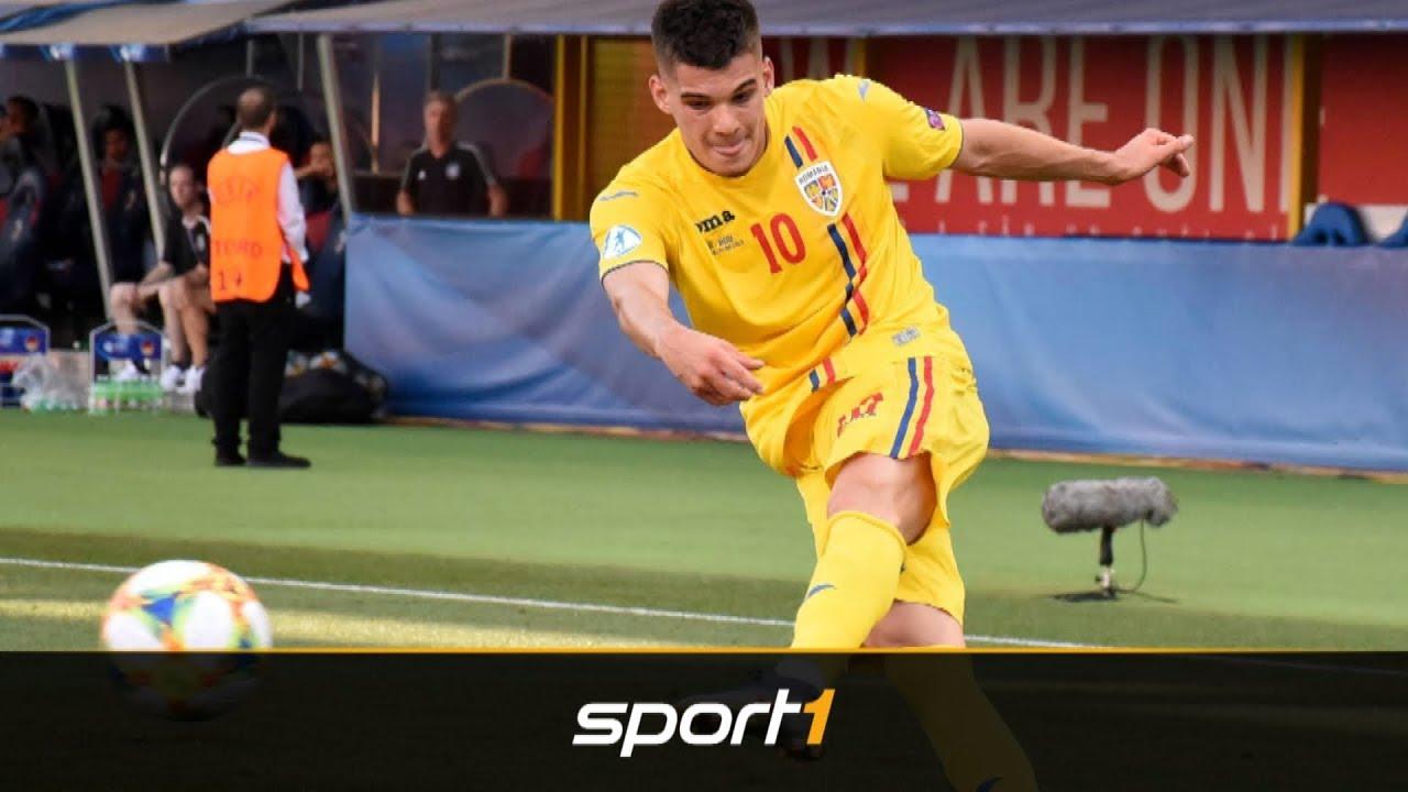 Dortmund wohl vor Transfer-Coup mit Rumänien-Star | SPORT1 - TRANSFERMARKT