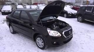 Седан Datsun On-DO: цена, фото, характеристики, видео Датсун On-DO