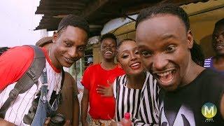 Behind the scenes from Barnaba x Vanessa Mdee's Chausiku
