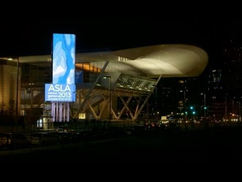 ASLA 2013 Annual Meeting and EXPO Highlights