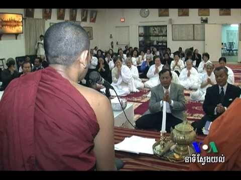 Cambodians in U.S. Mark Seventh Day Following Diamond Bridge Tragedy (Cambodia news in Khmer)