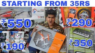 Cheapest Toy Market [Wholesale/Retail] | SadarBazar | Delhi