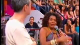 Margareth Menezes explica a música DANDALUNDA