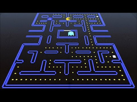 How To Play PAC-MAN Game In Google Maps