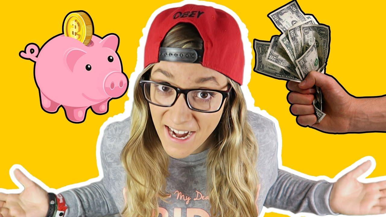4 trucos incre bles para ahorrar dinero doovi - Trucos ahorrar dinero ...