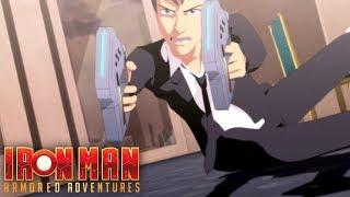 IRON MAN - la chasse aux Fantômes