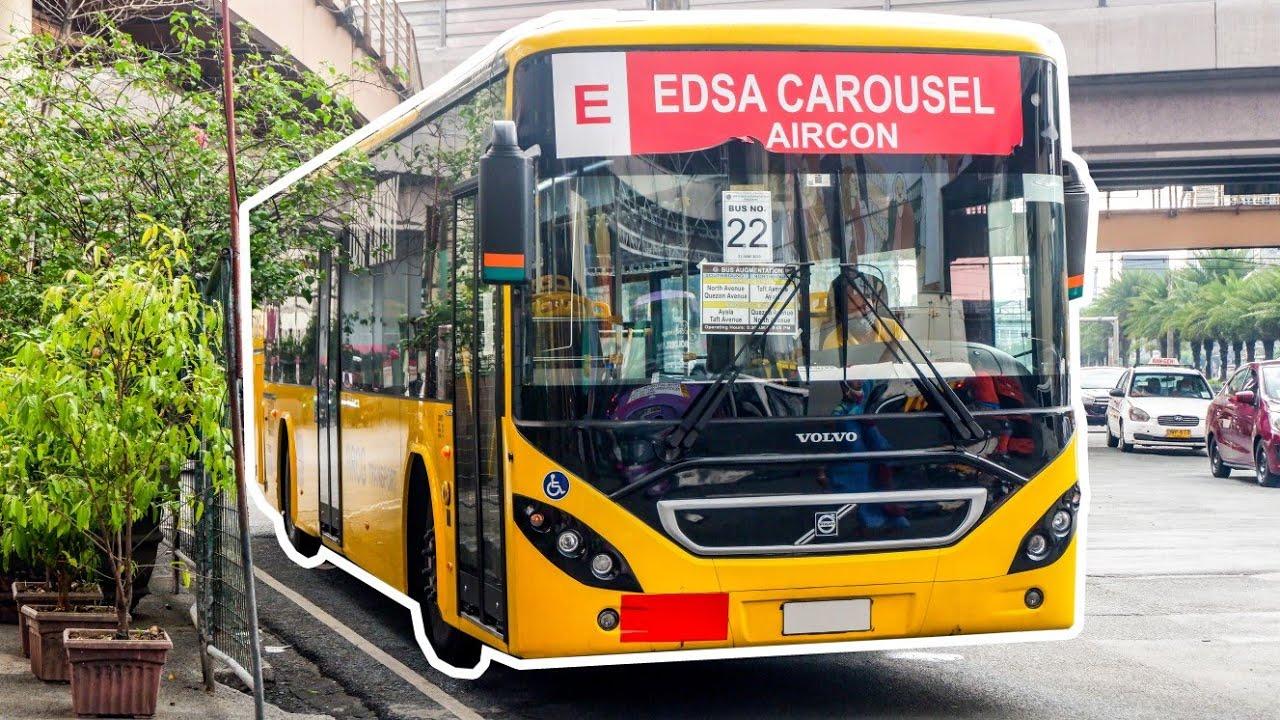 EDSA CAROUSEL Experience - YouTube