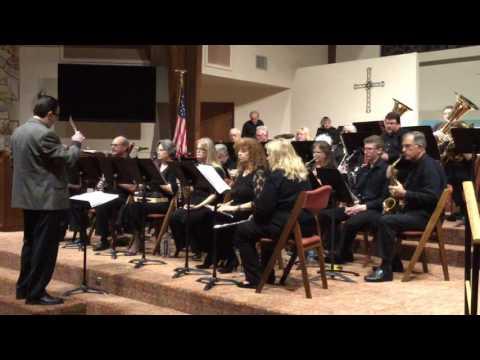 Anclote Symphonic Winds Premiere Concert
