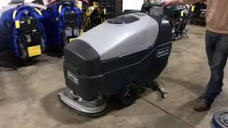 """Warrior ST 28"""" Auto Floor Scrubber"""