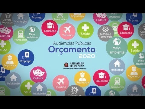 Audiência Pública: Orçamento 2020 Barra do Turvo SP- 14/10/2019