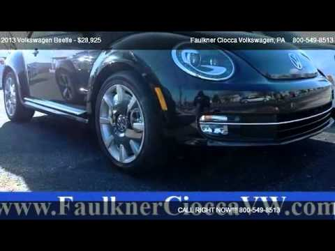 2013 Volkswagen Beetle 2.0T Turbo Fender Edition - for sale in Allentown, PA 18103
