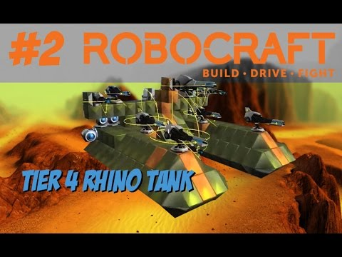 robocraft how to make a flyer tier 2